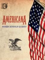 Modern Mandolin Quartet - Americana 音樂藍光