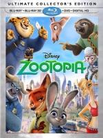 [英] 動物方城市 3D (Zootopia 3D) (2016) <2D + 快門3D>[台版]