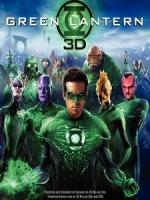 [英] 綠光戰警 3D (The Green Lantern 3D) (2011) <2D + 快門3D>[台版]
