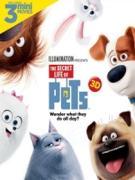 [英] 寵物當家 3D (The Secret Life of Pets 3D) (2016) <2D + 快門3D>[台版]
