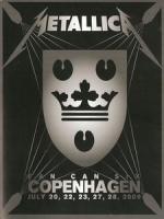 金屬製品樂團(Metallica) - Fan Can Six, Copenhagen 演唱會