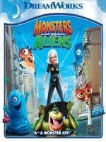 [英] 怪獸大戰外星人 (Monsters vs. Aliens) (2009)[台版]