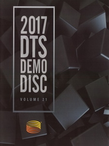 2017 DTS Blu-Ray Demo Disc Vol. 21 藍光測試碟