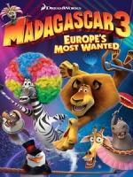 [英] 馬達加斯加 3 - 歐洲大圍捕 (Madagascar 3) (2012)[台版]