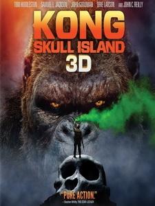 [英] 金剛 - 骷髏島 3D (Kong - Skull Island 3D) (2017) <2D + 快門3D>[台版]