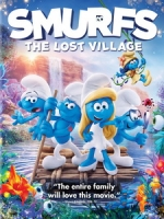 [英] 藍色小精靈 - 失落的藍藍村 (Smurfs - The Lost Village) (2017)[台版]