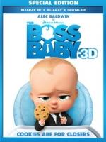 [英] 寶貝老闆 3D (The Boss Baby 3D) (2017) <2D + 快門3D>[台版]