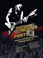 麥可旋克樂團(Michael Schenker) - Fest Live Tokyo International Forum Hall A 演唱會