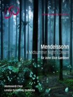 倫敦交響樂團(LSO) - Mendelssohn A Midsummer Night\'s Dream 音樂藍光