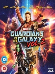 [英] 星際異攻隊 2 3D (Guardians of the Galaxy Vol. 2 3D) (2017) <快門3D>[台版]