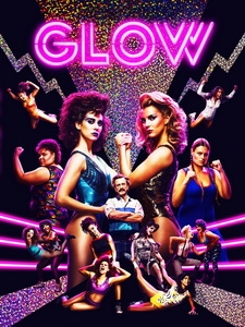 [英] GLOW - 華麗女子摔角聯盟 第一季 (GLOW S01) (2017)[台版字幕]