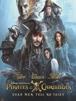 [英] 神鬼奇航 - 死無對證 (Pirates of the Caribbean - Dead Men Tell No Tales) (2017)[台版]