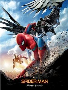 [英] 蜘蛛人 - 返校日 (Spider-Man - Homecoming) (2017)[台版字幕]