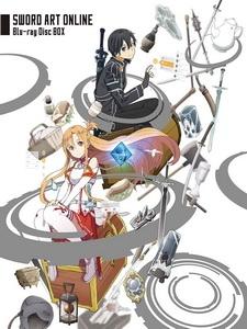 [日] 刀劍神域 (Sword Art Online) (2012) [Disc 1/2]
