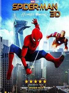 [英] 蜘蛛人 - 返校日 3D (Spider-Man - Homecoming 3D) (2017) <快門3D>[台版]