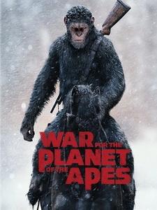 [英] 猩球崛起 - 終極決戰 (War For The Planet Of The Apes) (2017)[台版]