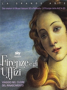 佛羅倫斯與烏菲茲美術館 3D (Florence and the Uffizi Gallery 3D) <2D + 快門3D>