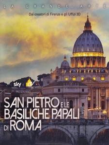 羅馬四大聖殿 3D (St. Peter s and the Papal Basilicas of Rome 3D) <2D + 快門3D>
