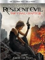 [英] 惡靈古堡 6 - 最終章 (Resident Evil - The Final Chapter) (2016)[台版]