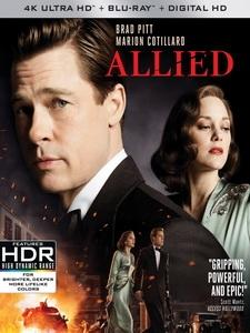 [英] 同盟鶼鰈 (Allied) (2016)[台版]