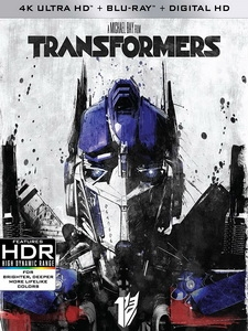 [英] 變形金剛 (Transformers - The Movie) (2007)[台版]