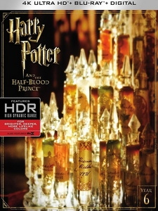 [英] 哈利波特 - 混血王子的背叛 (Harry Potter And The Half-Blood Prince) (2009)[台版]