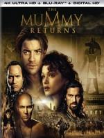 [英] 神鬼傳奇 2 (The Mummy Returns) (2001)[台版]
