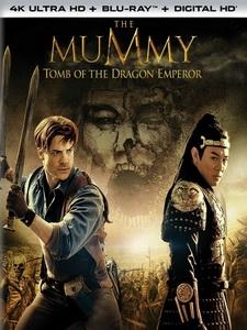 [英] 神鬼傳奇 3 (The Mummy - Tomb of the Dragon Emperor) (2008)[台版]