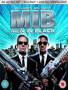 [英] MIB 星際戰警 (Men In Black) (1997)[台版]