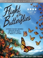 帝王蝶的遷徙 (Flight of the Butterflies)