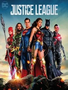 [英] 正義聯盟 3D (Justice League 3D) (2017) <2D + 快門3D>[台版]
