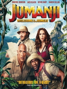 [英] 野蠻遊戲 - 瘋狂叢林 (Jumanji - Welcome to the Jungle) (2017)[台版]