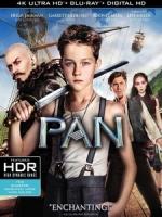 [英] 潘恩 - 航向夢幻島 (Pan) (2015)[台版]