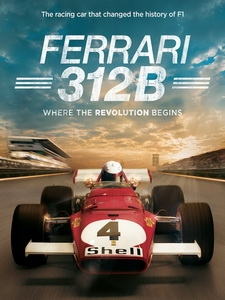 法拉利 312B - 革命的開端 (Ferrari 312B - Where The Revolution Begins)