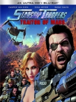 [英] 星艦戰將 - 火星叛將 (Starship Troopers - Traitor of Mars) (2017)[台版]