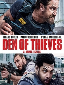 [英] 極盜戰 (Den of Thieves) (2018)[台版]