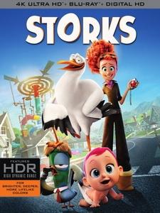 [英] 送子鳥 (Storks) (2016)[台版字幕]