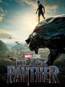 [英] 黑豹 3D (Black Panther 3D) (2017) <2D + 快門3D>[台版]