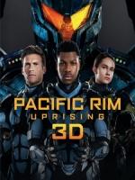 [英] 環太平洋 2 - 起義時刻 3D (Pacific Rim - Uprising 3D) (2018) <2D + 快門3D>[台版]