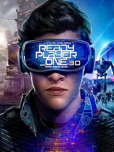 [英] 一級玩家 3D (Ready Player One 3D) (2018) <快門3D>[台版]