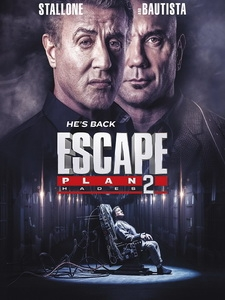 [英] 鋼鐵墳墓 2 (Escape Plan 2 - Hades) (2018)