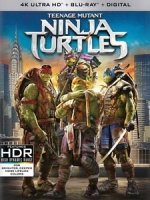 [英] 忍者龜 - 變種世代 (Teenage Mutant Ninja Turtles) (2014)[台版]