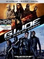 [英] 特種部隊 - 眼鏡蛇的崛起 (G.I. Joe - The Rise of Cobra) (2009)[台版]