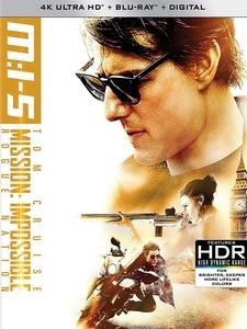[英] 不可能的任務 5 - 失控國度 (Mission - Impossible 5 - Rogue Nation) (2015)[台版]