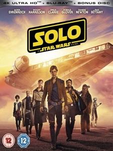 [英] 星際大戰外傳 - 韓索羅 (Solo - A Star Wars Story) (2018)[台版]