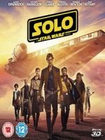 [英] 星際大戰外傳 - 韓索羅 3D (Solo - A Star Wars Story 3D) (2018) <2D + 快門3D>[台版]