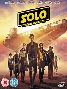 [英] 星際大戰外傳 - 韓索羅 3D (Solo - A Star Wars Story 3D) (2018) <快門3D>[台版]