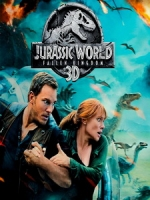 [英] 侏羅紀世界 - 殞落國度 3D (Jurassic World - Fallen Kingdom 3D) (2018) <快門3D>[台版]