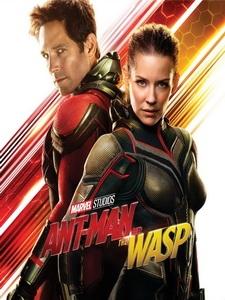 [英] 蟻人與黃蜂女 3D (Ant-Man and the Wasp 3D) (2018) <快門3D>[台版]