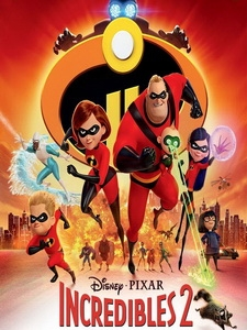 [英] 超人特攻隊 2 3D (The Incredibles 2 3D) (2018) <2D + 快門3D>[台版]